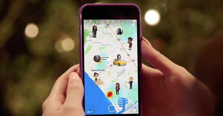 Snapchat marketing tipp: Geolokációs filter nagyszerű húzása a Snapchatnek. Marketinghez kiválóan alkalmazható.
