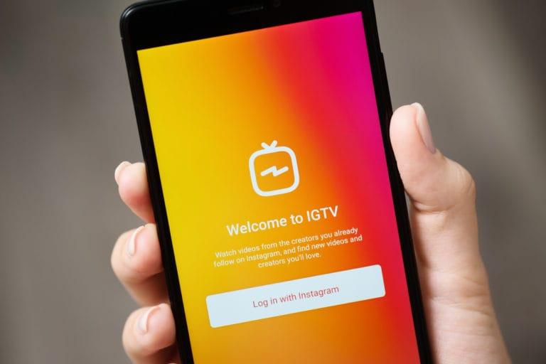 Az Instagram hirdetések eladását tervezi az IGTV-n belül, hogy felvegye a versenyt a YouTube-val. A tartalomkészítők jól járhatnak.