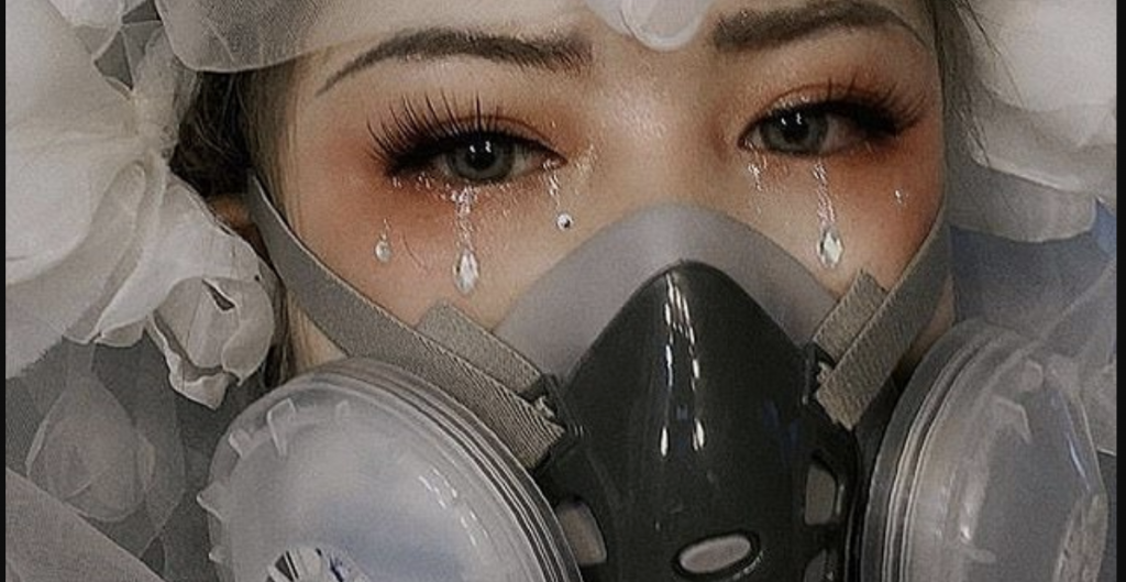 Sok influencer a járványból Beauty challenget csinál.