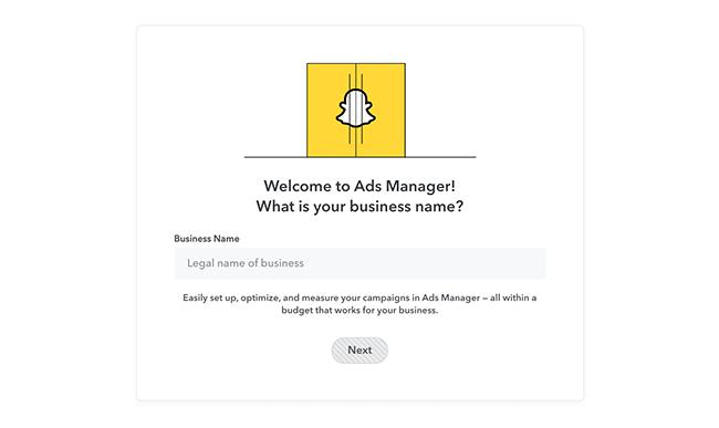 A Snapchat Dynamic Ads használata gyors és egyszerű.